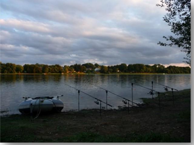 Les places à taganroge pour la pêche